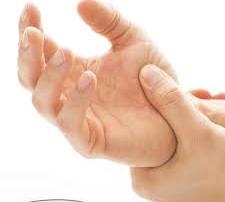 Rizatrosis dolor pulgar